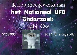 Nationaal UFO onderzoek