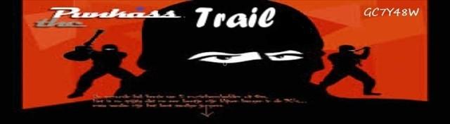 de Punkass Trail #Bonuscache 'kom maar achterom'